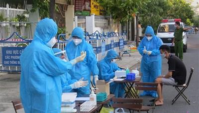 Khánh Hòa: Thêm 77 ca dương tính với SARS-CoV-2