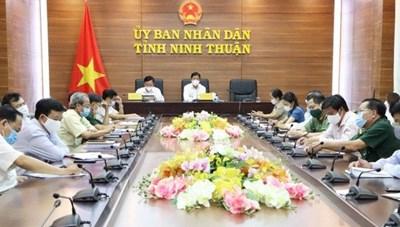 Ninh Thuận: Tăng cường công tác phòng, chống dịch