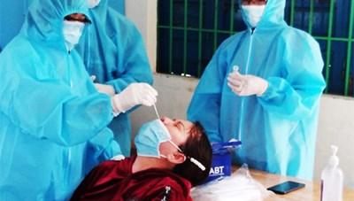 Sáng 30/7, Khánh Hòa ghi nhận thêm 44 trường hợp dương tính với SARS-CoV-2