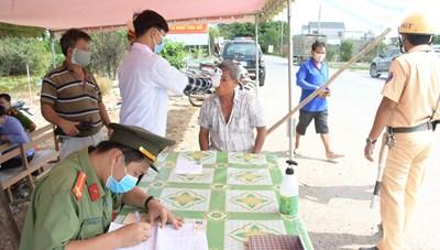 Phú Yên: Xử phạt 62 trường hợp cố tình vi phạm Chỉ thị 16