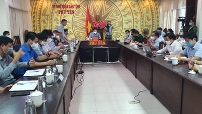 Phú Yên: Chủ động ứng phó phòng, chống bão, lũ