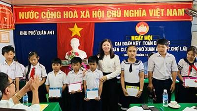 Bình Thuận: Ngày hội đại đoàn kết ở khu phố Xuân An 1