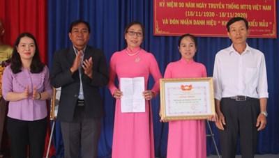 Lâm Đồng: Sôi nổi Ngày hội Đại đoàn kết khu dân cư tiêu biểu