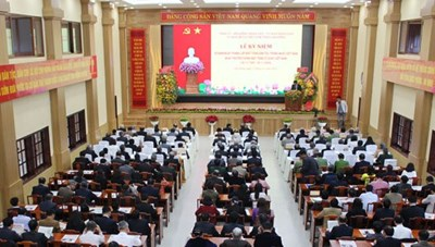 Lâm Đồng: Gặp mặt 90 năm ngày truyền thống MTTQ Việt Nam
