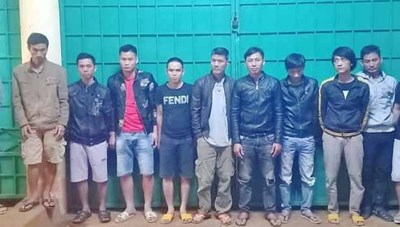 Gia Lai: Khởi tố 11 đối tượng trong vụ đánh bạc ở Krông Pa