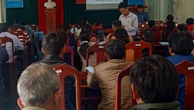 Lâm Đồng: Tập huấn chương trình mỗi xã một sản phẩm