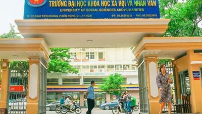 Học phí nhiều ngành của Trường Đại học KHXH&NV TP Hồ Chí Minh tăng gấp đôi
