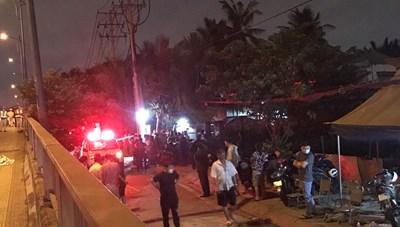 6 người chết trong vụ cháy nhà cấp 4 ở TP Thủ Đức đêm qua