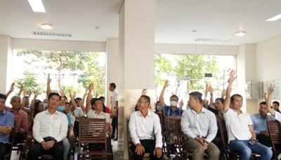 TP HCM: Giám đốc Sở GTVT được tín nhiệm cao ứng cử đại biểu Hội đồng nhân dân