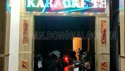 Đồng Nai: Nhân viên quán karaoke thoát y phục vụ khách giữa mùa Covid-19