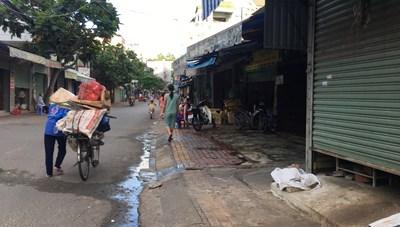 TP Hồ Chí Minh: Chủ tịch UBND Quận 12 chỉ đạo quyết liệt dẹp chợ tự phát