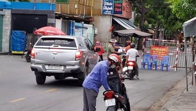 TP Hồ Chí Minh: Quận Tân Bình thành lập 76 chốt kiểm soát dịch Covid-19