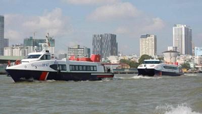 TP Hồ Chí Minh: 40 tấn rau, củ quả từ Miền Tây được đưa về bằng tàu cao tốc