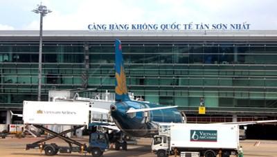 Đề nghị hạn chế các chuyến bay đến và đi từ TPHCM trong thời gian giãn cách xã hội