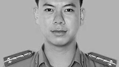 Đại úy Công an hy sinh khi làm nhiệm vụ chống dịch Covd-19
