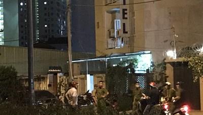 Một phụ nữ bị sát hại trong khách sạn