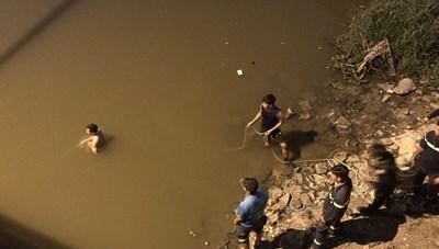Nam thanh niên nhảy cầu Gò Dưa tự tử