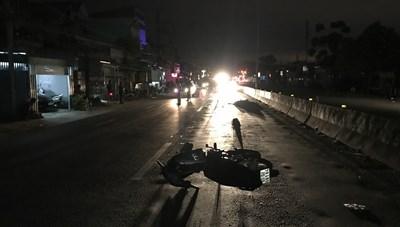 Tai nạn giao thông trên Quốc lộ 1K, một người tử vong