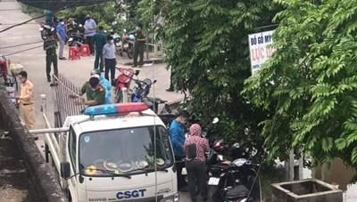 Nam Định: Phát hiện trường hợp đầu tiên nhiễm Covid-19 trong cộng đồng