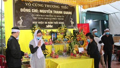 Thái Bình: Chủ tịch xã tử vong khi chỉ đạo làm vệ sinh
