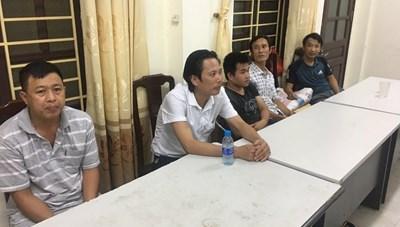 Thái Bình: Khởi tố cặp vợ chồng thuê người làm giả 231 phiếu xét nghiệm