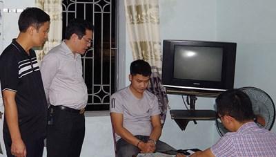 Hà Nam: Bắt thanh niên dọa tung clip 'nhạy cảm' để tống tiền