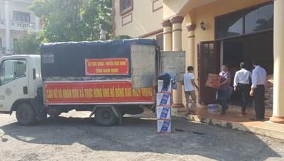 Nam Định: Hệ thống Mặt trận tiếp nhận 7 tỷ đồng ủng hộ đồng bào miền Trung
