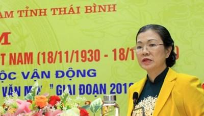 Thái Bình: Mặt trận phát huy sức dân xây dựng nông thôn mới