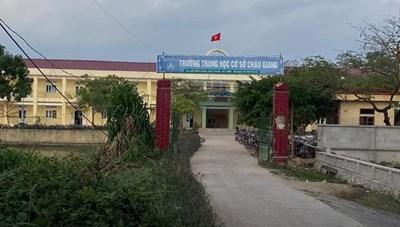 Hà Nam: Tạm giữ học sinh đánh bạn dẫn đến tử vong