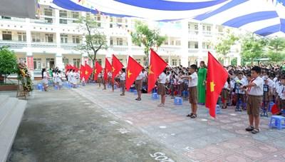 Hơn 2,1 triệu học sinh Thủ đô đón năm học mới