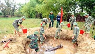 Thái Nguyên: Triển khai dự án rà phá bom mìn, vật nổ giai đoạn 2021-2025
