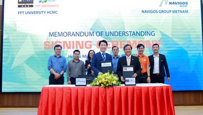 Nâng chất lượng sinh viên Đại học FPT phân hiệu tại TP HCM