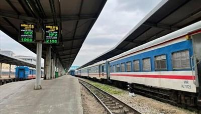Ngành Đường sắt: Giảm sâu giá vé sau Tết Nguyên đán
