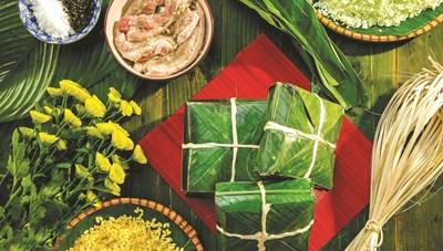 Những món ăn đặc trưng cho ẩm thực ngày Tết Việt Nam
