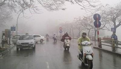 Dự báo thời tiết ngầy đầu đi làm năm Tân Sửu: Bắc Bộ mưa rét