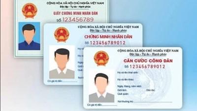 Những giấy tờ cần dùng thay thế trong thời gian chờ nhận căn cước công dân