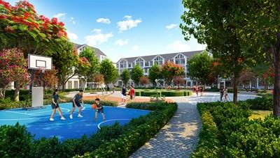 Đại đô thị phía Tây Hà Nội dẫn đầu xu hướng sống xanh, an lành