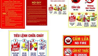 Những biện pháp bảo đảm phòng cháy, chữa cháy trong mùa nắng nóng