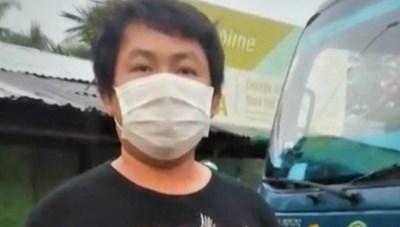 Sóc Trăng: Tài xế lợi dụng xe 'luồng xanh' để chở người về từ vùng dịch