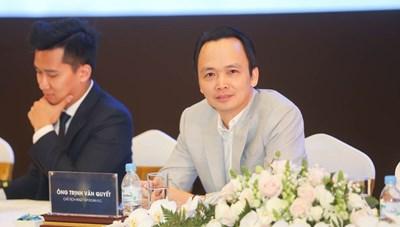 Ông Trịnh Văn Quyết: 'FLC luôn muốn đầu tư lớn, lâu dài và định vị thị trường BĐS các địa phương'