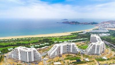 Có gì đặc biệt trong khách sạn lớn nhất Việt Nam đang chuẩn bị khánh thành tại Quy Nhơn?
