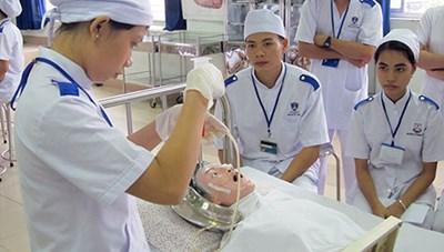 ĐH Y Hà Nội: Điểm chuẩn BS đa khoa tiệm cận mốc 29 điểm