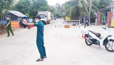 Ghi nhận hơn 1.000 ca nhiễm, Phú Yên giãn cách xã hội toàn tỉnh