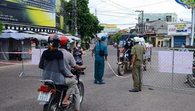 Giãn cách xã hội toàn tỉnh Bình Định theo Chỉ thị 15