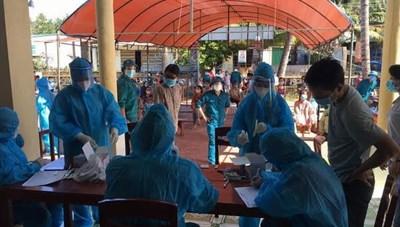 Bình Định: Phát hiện 24 ca nhiễm Covid-19 tại thị xã Hoài Nhơn