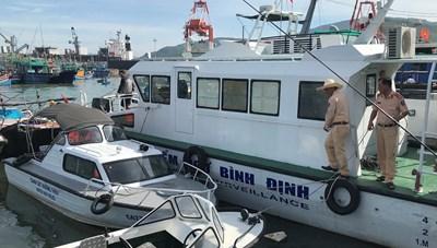 Bình Định: Phối hợp tìm kiếm ngư dân mất tích, khẩn trương khắc phục hậu quả sau bão số 9