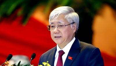 Chủ tịch Đỗ Văn Chiến ứng cử đại biểu Quốc hội tại Nghệ An