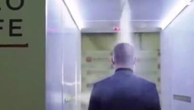 """""""Đường hầm đặc biệt"""" bảo vệ Tổng thống Putin trước Covid-19"""