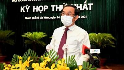 Bí thư Thành ủy TP Hồ Chí Minh Nguyễn Văn Nên nói về bài học đắt giá từ dự án Khu Đô thị mới Thủ Thiêm