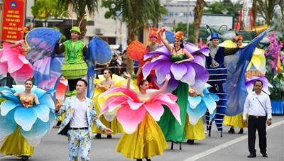 Carnival đường phố sẽ khuấy động Lễ hội Du lịch Biển Sầm Sơn 2020